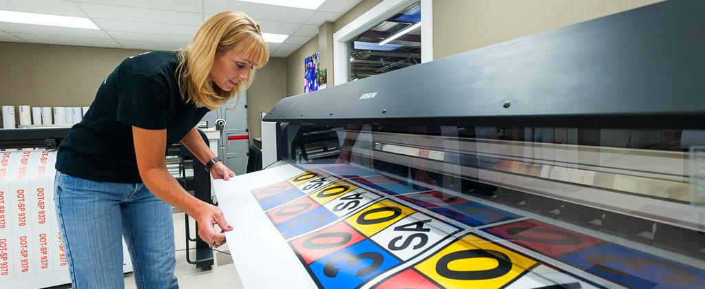 Wide Format Printing Services Savannah