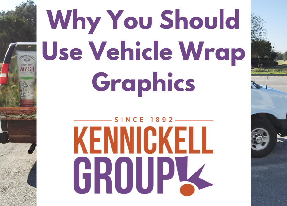 Why You Should Use Vehicle Wrap Graphics