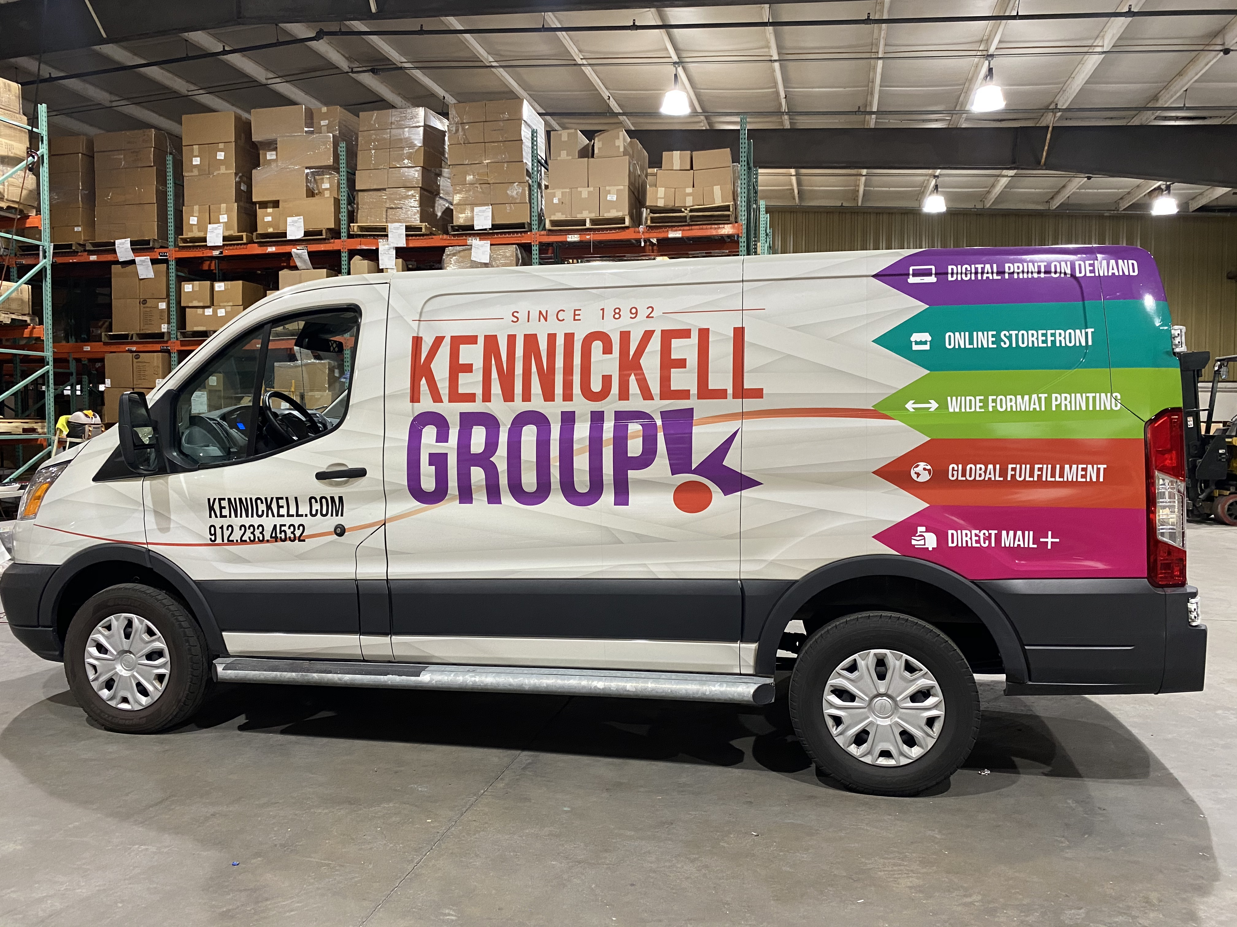 Kennickell Van Update 3