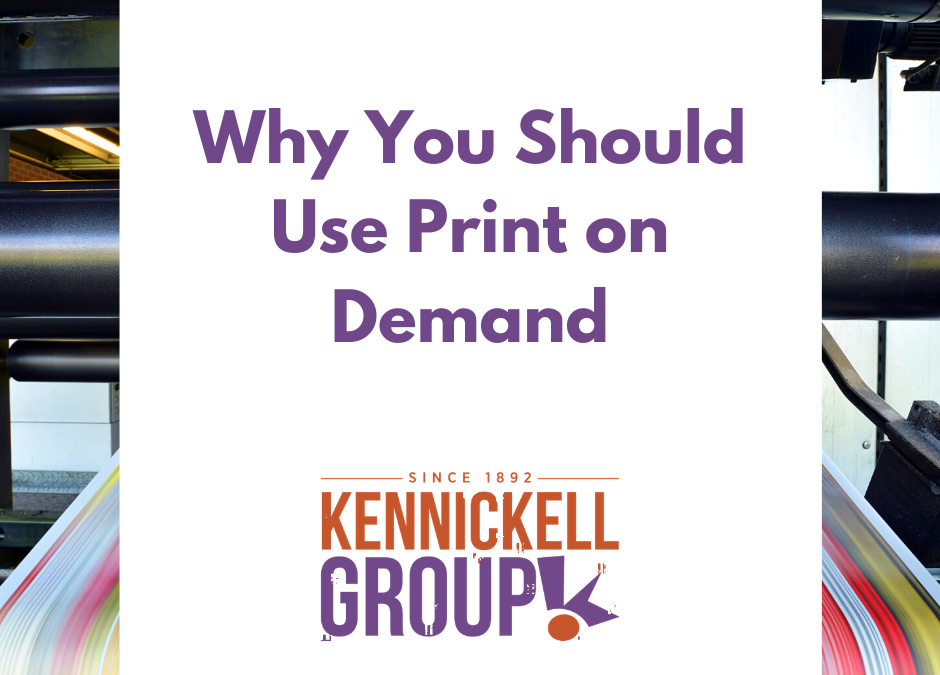 Why You Should Use Print on Demand