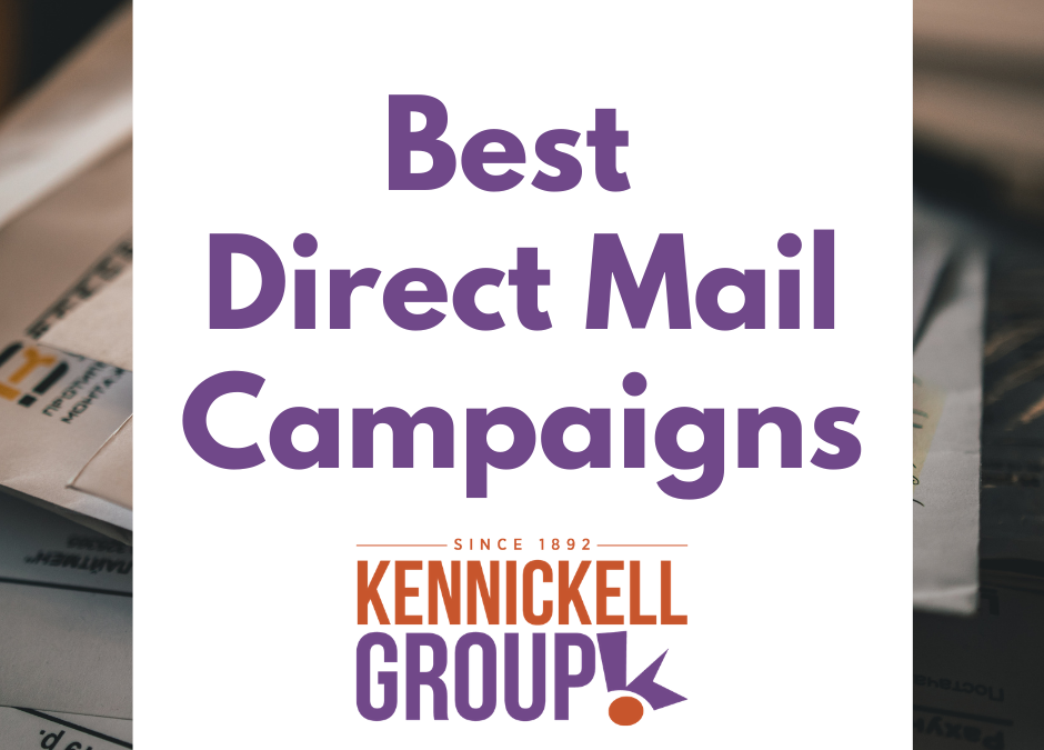 Best Direct Mail Campaigns in 2020