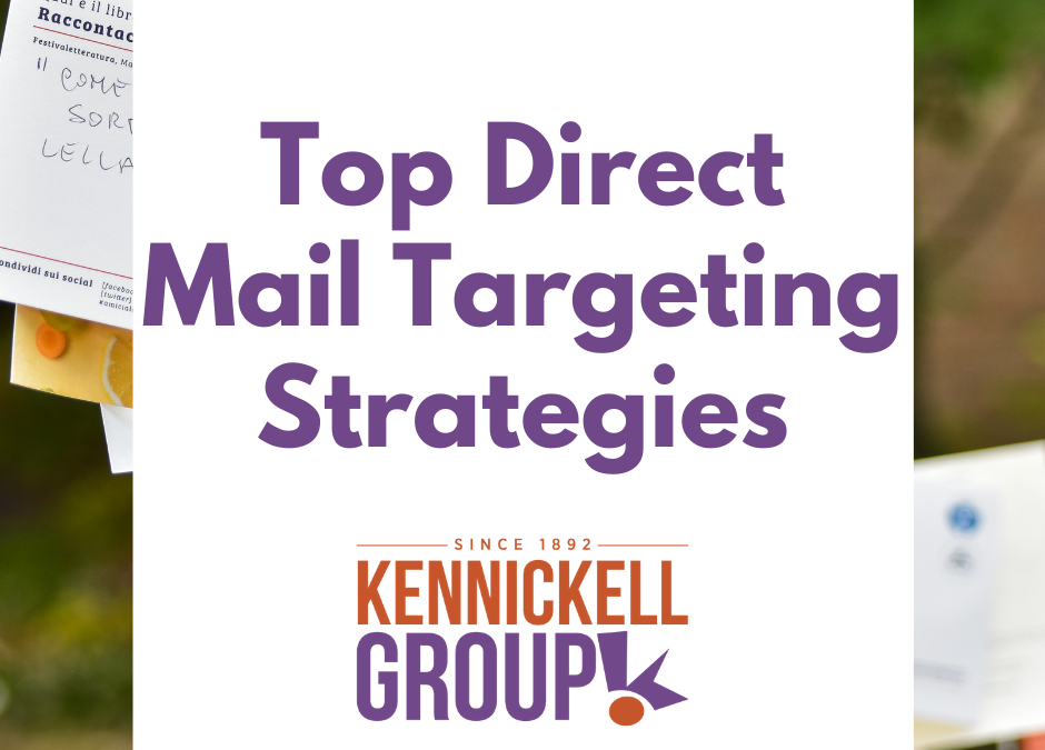 Top Direct Mail Targeting Strategies