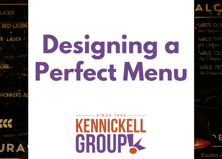 5 Essential Tips for Designing a Perfect Menu That Will Help you Boost Profits in 2021